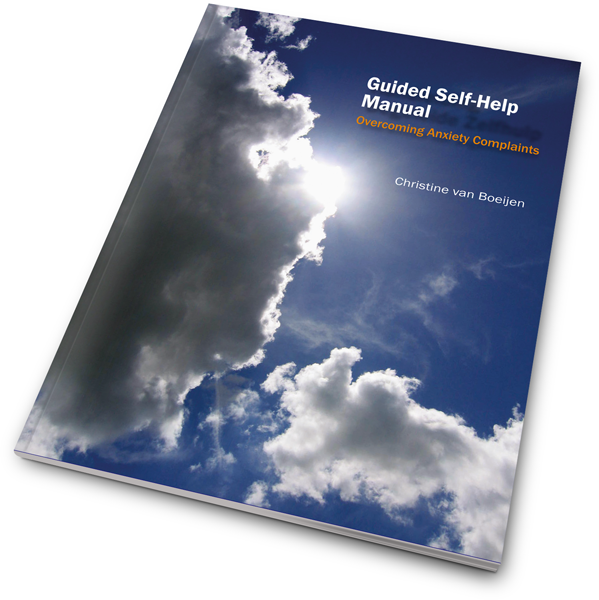 Guided Self-Help Manual - overcoming anxiety complaints